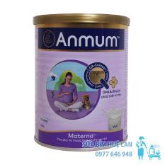 Sữa Bà Bầu Anmum Materna Hương Vani Hộp 400g (Dành cho bà mẹ mang thai và cho con bú)