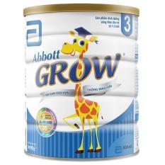 Sữa bột Abbott Grow 3( G-Power) Hương Vani 900G