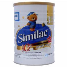 Sữa bột Abbott Similac IQ 3 1.7kg (cho bé 1-2 tuổi)