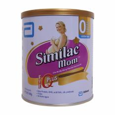 Sữa bột Abbott Similac Mom IQ Plus hương vani 400g