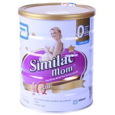 Sữa bột Abbott Similac Mom IQ Plus hương vani 900g
