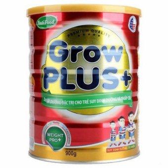 Sữa bột cho trẻ suy dinh dưỡng Grow Plus + 900g