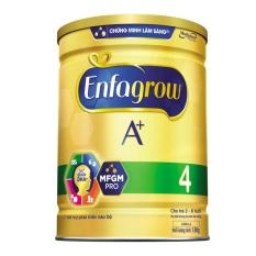 Sữa bột Enfagrow A+ 4 DHA+ và MFGM 1.8kg
