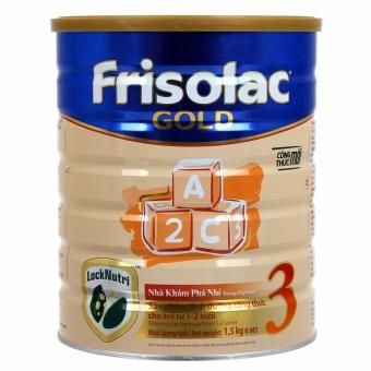 Sữa bột Frisolac Gold 3 1,5 kg