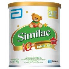 Sữa bột Similac IQ 2 900G