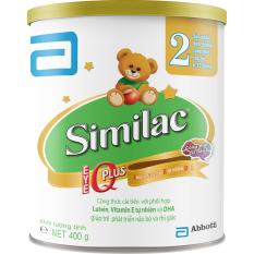 Sữa bột Similac IQ2 400g - new