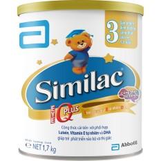 Sữa bột Similac IQ3 1,7kg - new