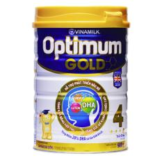 Sữa bột Vinamilk Optimum Gold 4 900g (hộp thiếc)