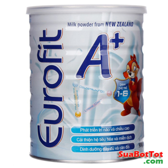 Sữa EuroFit A+ 900g