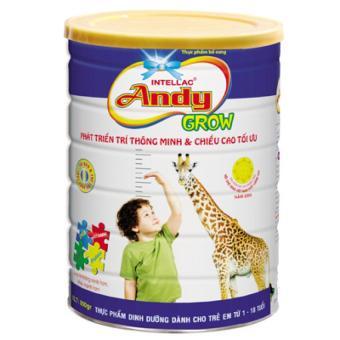 Sữa Intellac Andy Grow 900g - 8203596 , IN098TBAA1LHI5VNAMZ-2620210 , 224_IN098TBAA1LHI5VNAMZ-2620210 , 385000 , Sua-Intellac-Andy-Grow-900g-224_IN098TBAA1LHI5VNAMZ-2620210 , lazada.vn , Sữa Intellac Andy Grow 900g