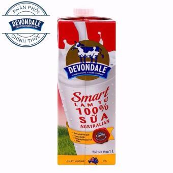 Sữa Tươi Devondale Smart Tách Béo 1l