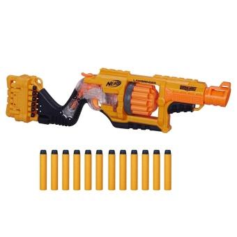 Súng đồ chơi Nerf Doomlands 2169 Lawbringer