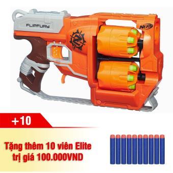 Súng đồ chơi Nerf Zombie Strike FlipFury Blaster + Tặng 10 ViênElite Dart - 8278293 , NE626TBAA1W5YFVNAMZ-3207880 , 224_NE626TBAA1W5YFVNAMZ-3207880 , 1500000 , Sung-do-choi-Nerf-Zombie-Strike-FlipFury-Blaster-Tang-10-VienElite-Dart-224_NE626TBAA1W5YFVNAMZ-3207880 , lazada.vn , Súng đồ chơi Nerf Zombie Strike FlipFury Blaster