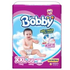 Tã giấy Bobby siêu mỏng XXL56.
