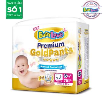 T�� qu���n BabyLove Premium Gold S70 (4-8kg) - G��i 70 mi���ng