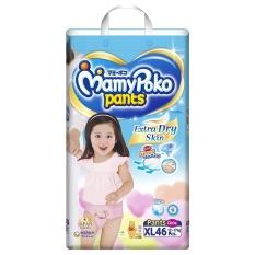 Đánh Giá Tã quần Mamypoko XL46 (Girl)