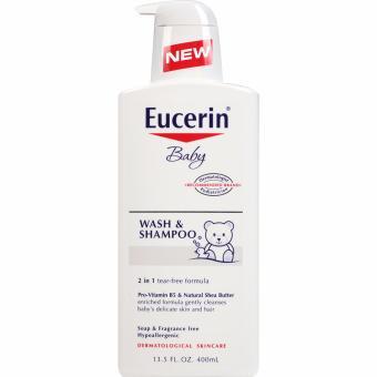 Tắm gội cho bé Eucerin 400ml