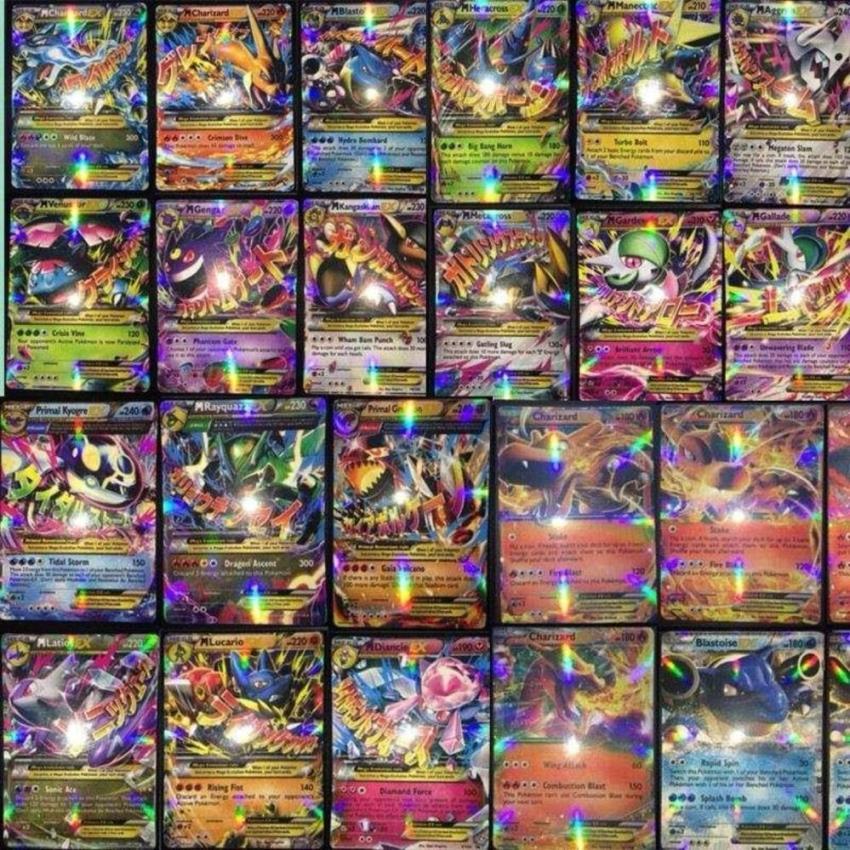 Hình ảnh Thẻ bài Pokemon Packs 80 Lá Legaxi CA04