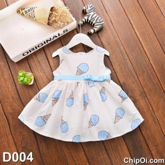 OE680TBAA5OEOMVNAMZ-10412830 - Váy đầm công chúa in họa tiết ống kem cho bé gái xinh đẹp giá rẻ