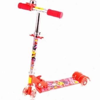 Xe đạp trượt scooter 3 bánh cho bé
