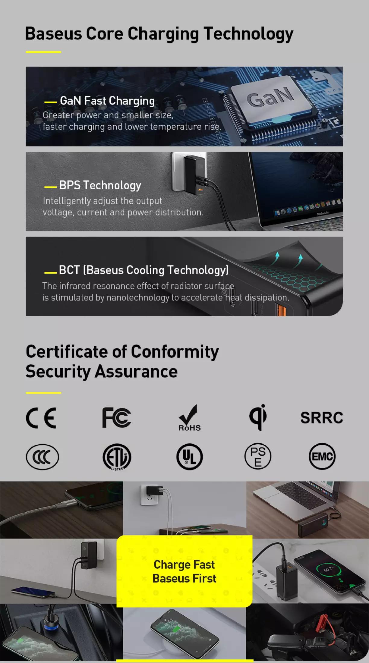 Pin sạc dự phòng Baseus dung lượng 10000mAh công suất 15W hoặc 20W, màn hình LED hiển thị, sạc nhanh QC, PD cho iPhone, Samsung, Xiaomi,....-Phân phối chính hãng tại Baseus Việt Nam 16