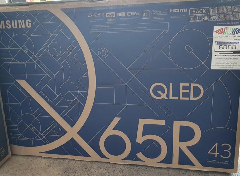 tivi Samsung 43 inch 4k giọng nói Qled