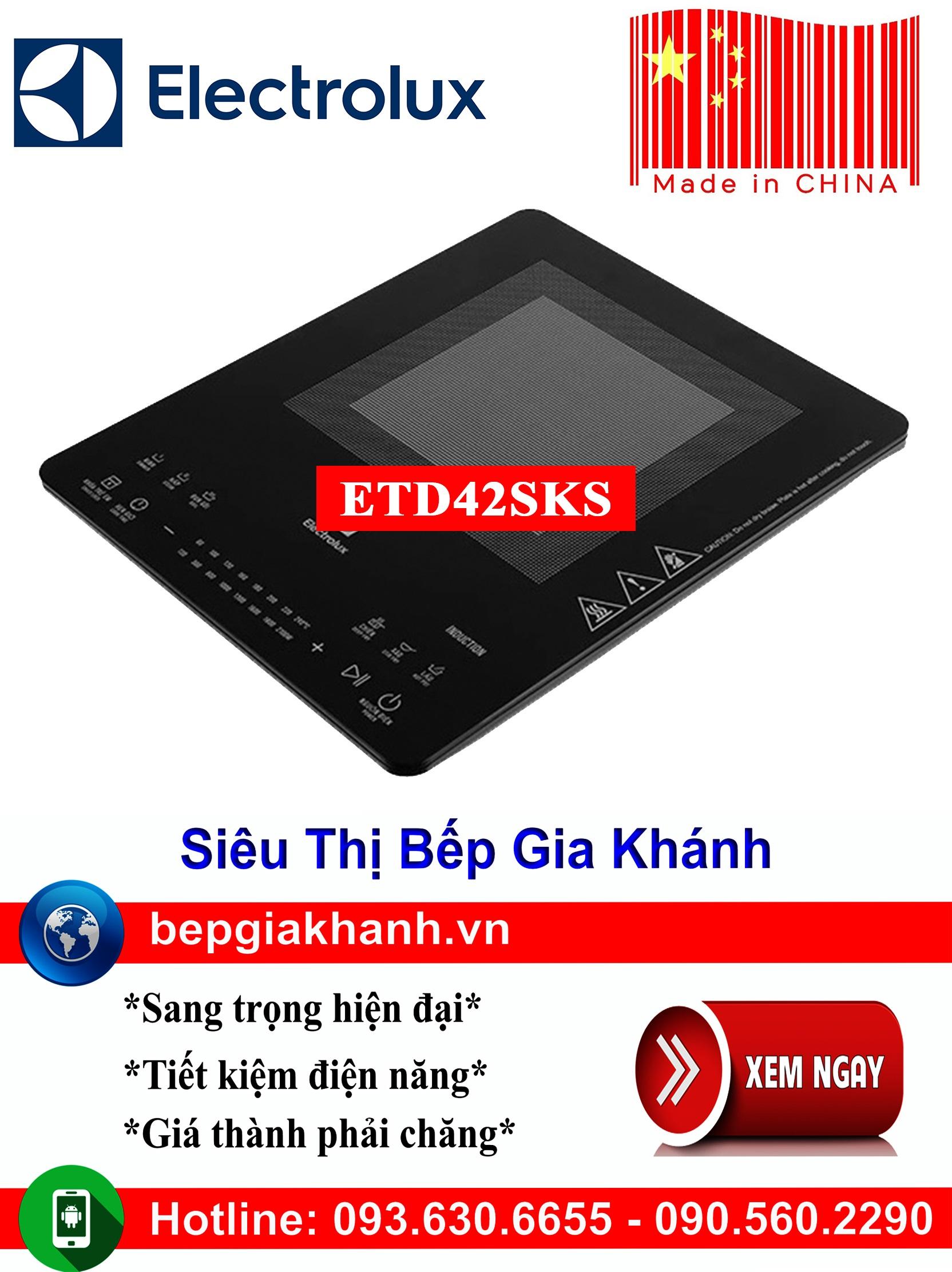Bếp từ đơn Electrolux ETD42SKS sản xuất Trung Quốc, bếp từ, bếp điện từ, bếp từ đôi, bếp điện từ đôi, bếp từ giá rẻ, bếp điện từ giá rẻ, bếp từ đơn, bep tu don, bep tu