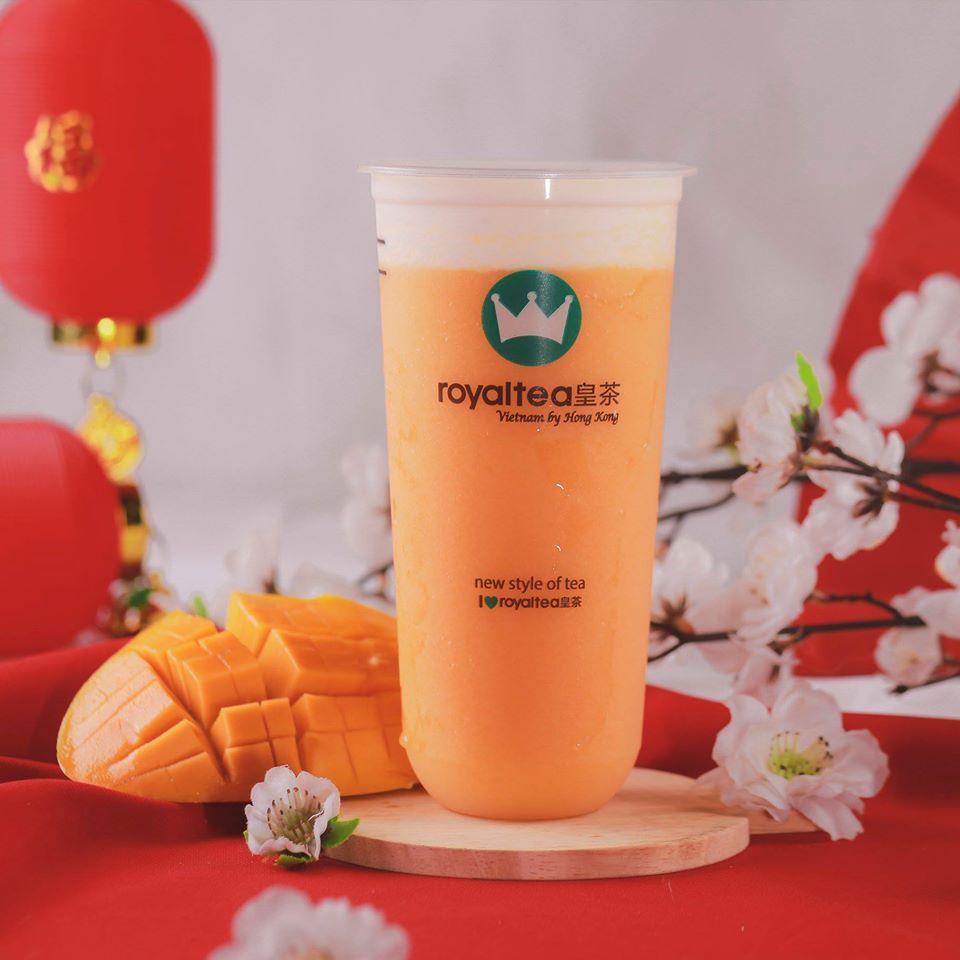 HCM - Evoucher Royaltea Thoại Ngọc Hầu mệnh giá 50K  áp dụng cho toàn menu