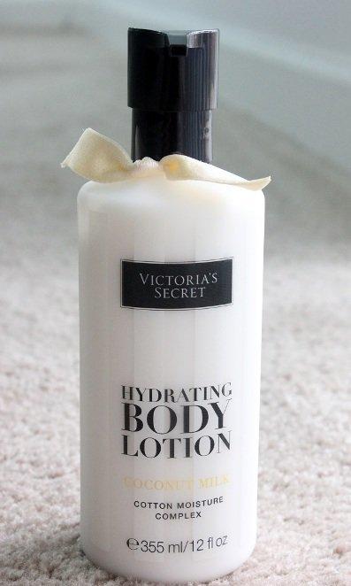 Dưỡng thể Victoria's Secret PINK fresh glow lotion 355ml - Cotton Moisture (bình)