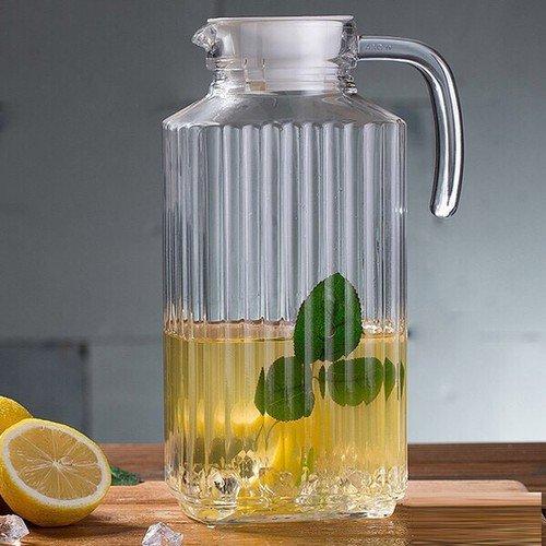 [HCM]bình đựng nước thủy tinh - bình đựng nước thủy tinh