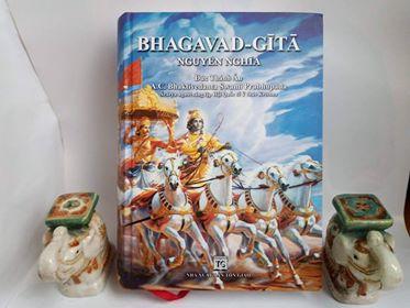 Bhagavad Gita Nguyên Nghĩa