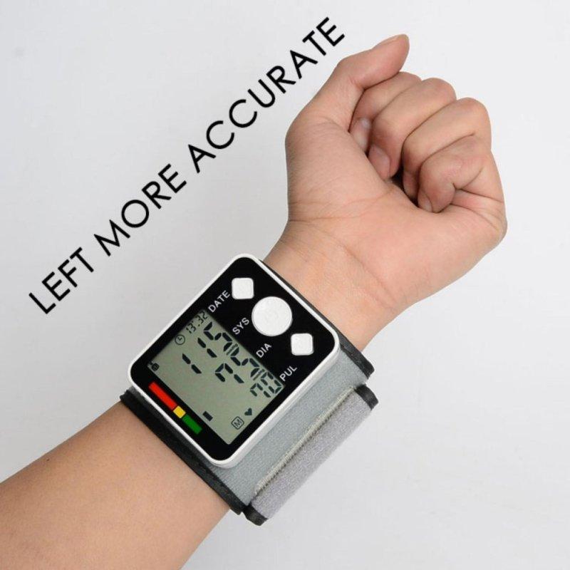 Nơi bán Ăn gì để giảm huyết áp - Máy Đo Huyết Áp Cổ Tay cao cấp H268, giá rẻ nhất, sử dụng đơn giản -  Bảo Hành Uy Tín TECH-ONE