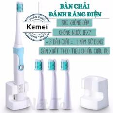 Bàn chải đánh răng điện KEMEI KM-907 - Hãng phân phối chính thức