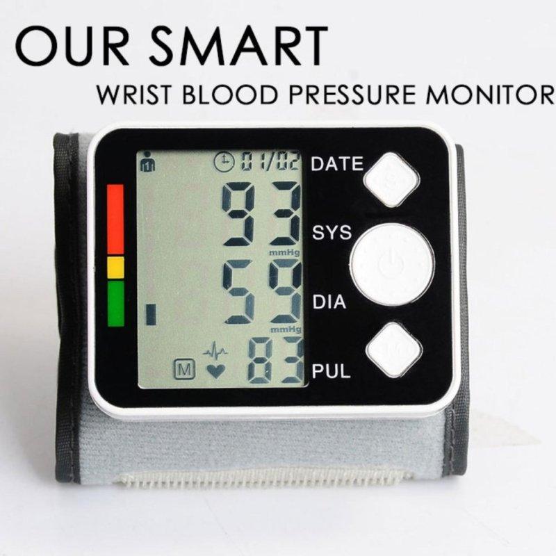 Nơi bán Bệnh áp huyết cao và cách điều trị - Máy Đo Huyết Áp Cổ Tay cao cấp H268, giá rẻ nhất, sử dụng đơn giản -  Bảo Hành Uy Tín TECH-ONE