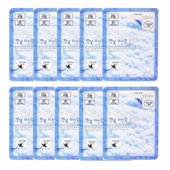 Bộ 10 gói mặt nạ tuyết dưỡng trắng da 3W Clinic Fresh White Mask Sheet 23ml X 10 - 8021697 , 3W222HBAA5H140VNAMZ-10047847 , 224_3W222HBAA5H140VNAMZ-10047847 , 199000 , Bo-10-goi-mat-na-tuyet-duong-trang-da-3W-Clinic-Fresh-White-Mask-Sheet-23ml-X-10-224_3W222HBAA5H140VNAMZ-10047847 , lazada.vn , Bộ 10 gói mặt nạ tuyết dưỡng trắng da