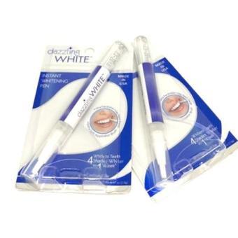 Bộ 2 Bút tẩy trắng răng Dazzling White - 8110622 , DA305HBAA1QHHLVNAMZ-2903058 , 224_DA305HBAA1QHHLVNAMZ-2903058 , 200000 , Bo-2-But-tay-trang-rang-Dazzling-White-224_DA305HBAA1QHHLVNAMZ-2903058 , lazada.vn , Bộ 2 Bút tẩy trắng răng Dazzling White
