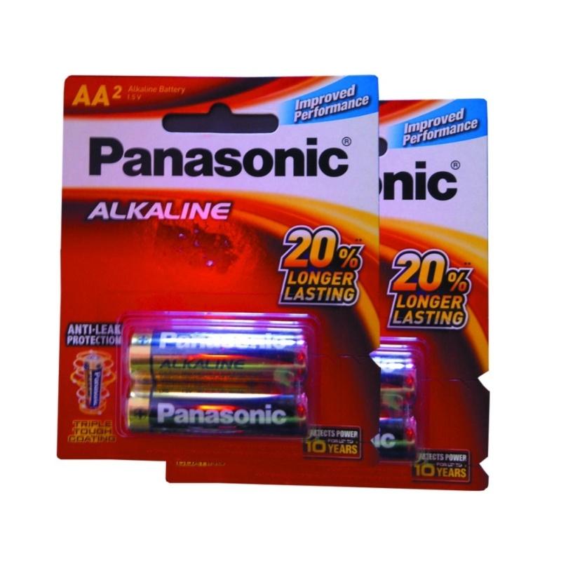 Nơi bán Bộ 2 vỹ pin size AA - cho máy đo huyết áp, đường huyết,...