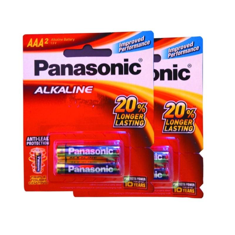 Nơi bán Bộ 2 vỹ Pin size AAA - Cho máy đo huyết áp, đường huyết,...