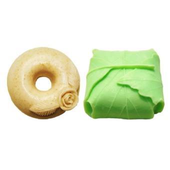 Bộ 2 xà phòng thiên nhiên cám gạo và lá trà xanh chống lão hóa