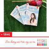BỘ 3 TẮM TRẮNG DA MẶT VIP PHI THANH VÂN - Tặng Son Thái dưỡng môi cực êm