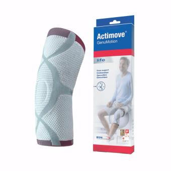 Bó gối chấn thương & thể thao cao cấp Made in Germany Actimove GenuMotion (size S)