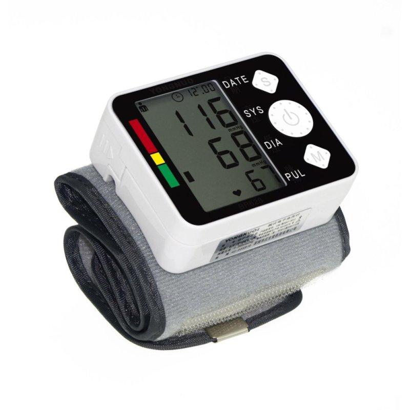Nơi bán Cách phòng ngừa cao huyết áp - Máy Đo Huyết Áp Cổ Tay cao cấp H268, giá rẻ nhất, sử dụng đơn giản -  Bảo Hành Uy Tín TECH-ONE