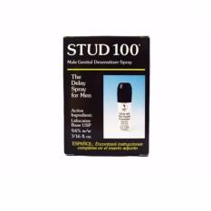 Chai xịt kéo dài thời gian quan hệ & trị xuất tinh sớm Stud 100