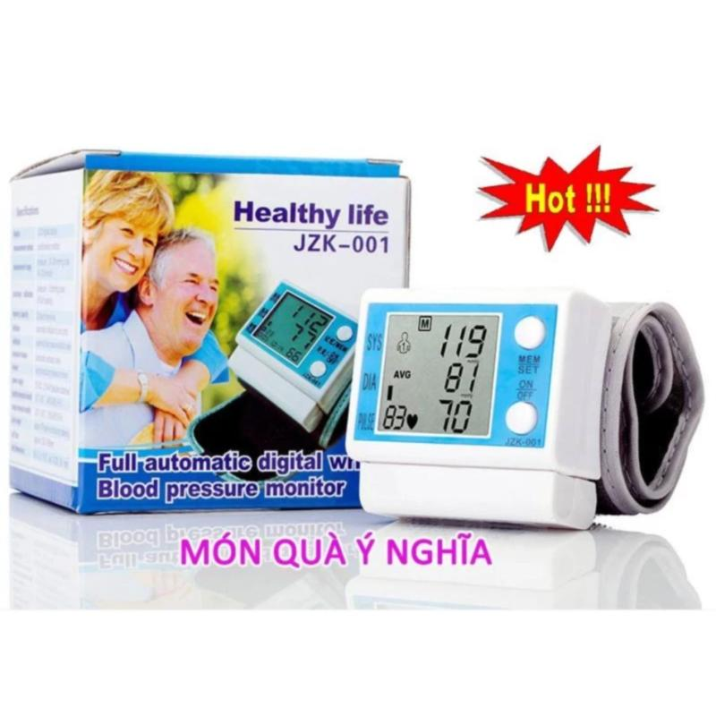 Nơi bán Combo 2 Máy đo huyết áp cổ tay thế hệ mới