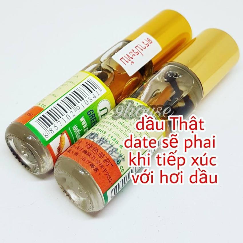 Hình ảnh Combo 3 Loại Dầu Sâm Nổi Tiếng Thái Lan (nội địa Thái Lan có tem)