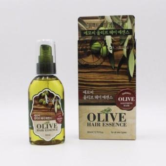 Dầu dưỡng tóc Olive Hair Essence Ecosy 80ml