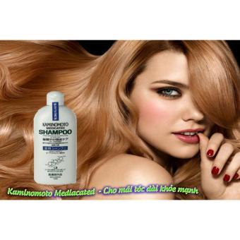 Dầu gội kích thích mọc tóc Kaminomoto Medicated Shampoo - 8491630 , OE680HBAA7CJKBVNAMZ-13586572 , 224_OE680HBAA7CJKBVNAMZ-13586572 , 255000 , Dau-goi-kich-thich-moc-toc-Kaminomoto-Medicated-Shampoo-224_OE680HBAA7CJKBVNAMZ-13586572 , lazada.vn , Dầu gội kích thích mọc tóc Kaminomoto Medicated Shampoo