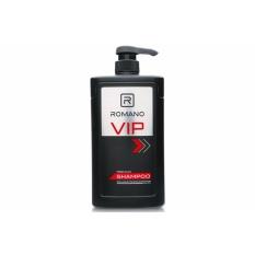 Shampoo Romano VIP 650g
