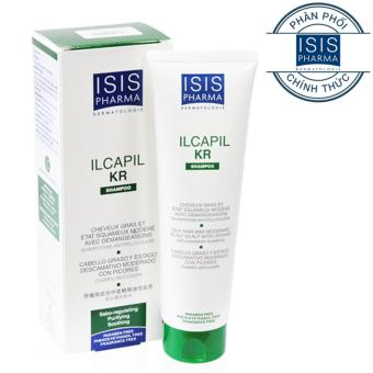 Dầu gội trị gàu, giảm rụng tóc ISIS Pharma ILCAPIL KR 75ml