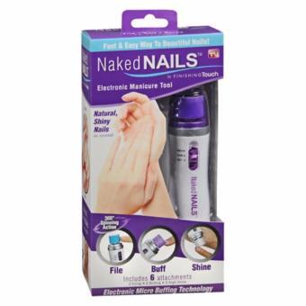 Dụng cụ làm móng tay Nail Naked - 8485998 , OE680HBAA33LEDVNAMZ-5399224 , 224_OE680HBAA33LEDVNAMZ-5399224 , 350000 , Dung-cu-lam-mong-tay-Nail-Naked-224_OE680HBAA33LEDVNAMZ-5399224 , lazada.vn , Dụng cụ làm móng tay Nail Naked
